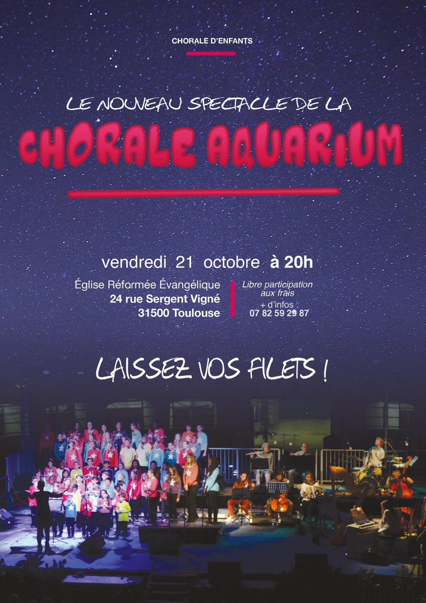 Chorale aquarium
