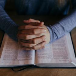 Méditation biblique et prière